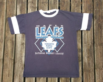 Pure 90's Toronto Maple Leafs t-shirt Large Sized