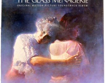 Tennessee Williams The Glass Menagerie - Henry Mancini - 1987 - Still Sealed - Vinyl - MCA-6222
