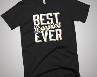 The Best Granddad Ever T-Shirt