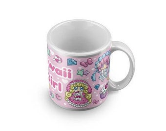 Kawaii Girl mug