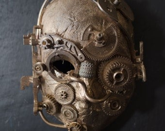 Small Steampunk mask