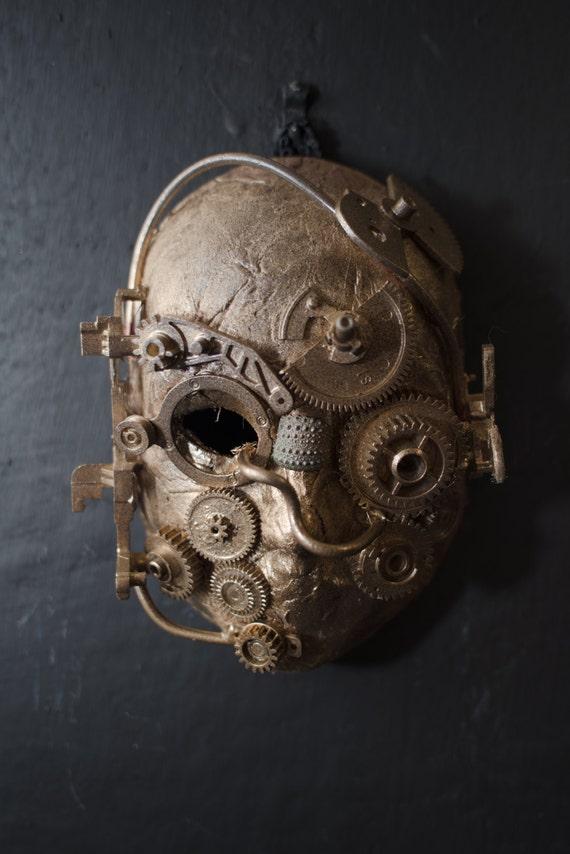 Small Steampunk mask
