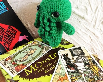 Cthulhu Lovecraft Plush Monster