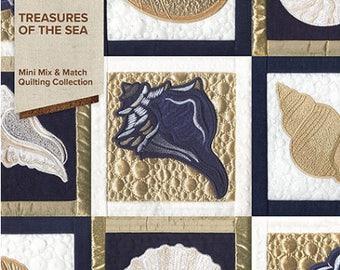 Treasures of the Sea by Anita Goodesign Multi-Format CD