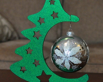 Table Top Christmas Tree Ornament Hanger