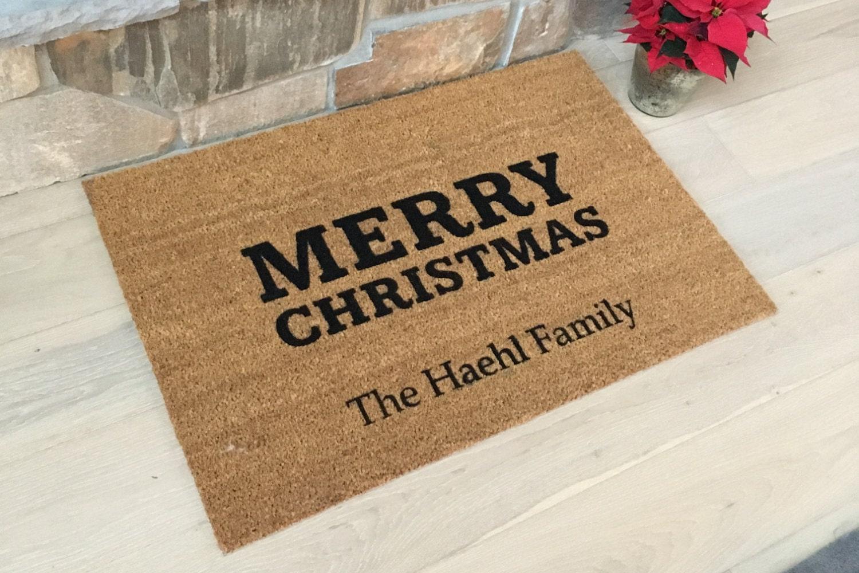 Custom Doormat Custom Outdoor Mat Personalized Doormat