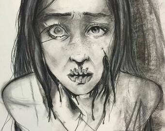 Anxiety-Original Artwork