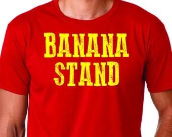 Banana Stand Employee T Shirt