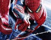 Spider-Man - Artist Sketch Card