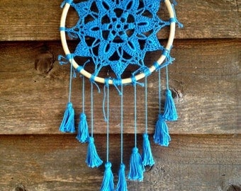 Borlas de agua Mandala Crochet Dreamcatcher Homedecor Handmade Dream catcher