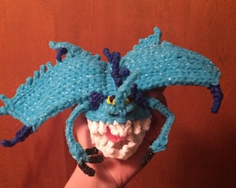 Rubber-band Thunderdrum from How to Train your Dragon