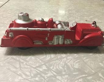 Auburn Rubber Fire Truck