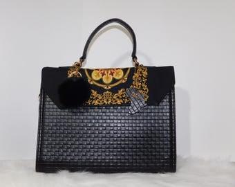 Mena Satchel Bag