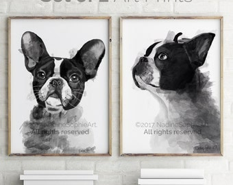 French Bulldog Print, French Bulldog Gift, Frenchie Gift, French Bulldog Art, French Bulldog Gifts, Frenchie Decor, Frenchie Lover Gift