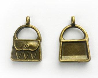 5 pcs Bag Charm