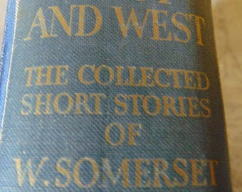 East and West  ,  Collected Short Stories of W Somerset Maugham  , 1934  , OOP