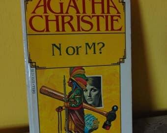 Agatha Christie   N or M?  1980  Paperback