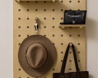 Modular pegboard for your ideas