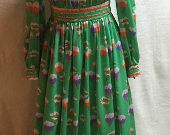 Vintage Rona New York Size 12 Dress