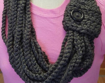 Braided Chain Scarf