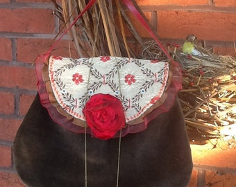 Hippie chic bag
