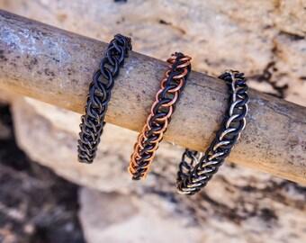 Chain-Mail Bracelet (Half Persian)