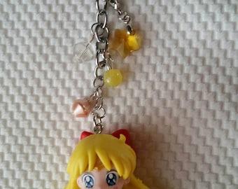 Sailor Venus Minako/Mina keychain