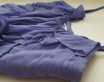 Sale* DIANE VON FURSTENBERG Silk Ruffle Camisole