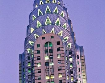 Chrysler Building, New York City, Art Deco Building