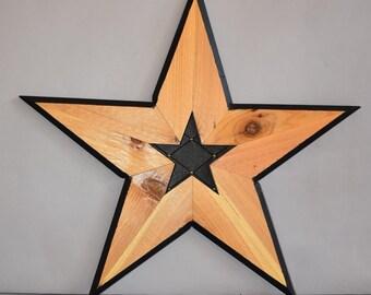 Wooden Star 5111