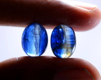 Natural kaynite Oval shape loose semi precious gemstone cabochon size 14 mm approx wholesale gemstone GE-134