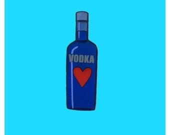 Vodka love
