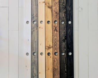 Rustic Wooden Shotski
