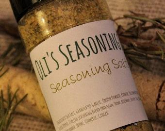Oli's Seasoning Salt  (3.5 oz)