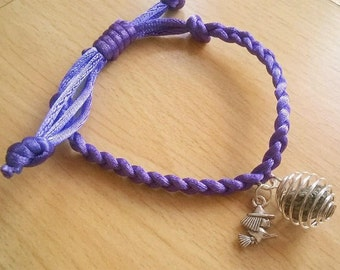 Rock in a Cage Bracelet - Witch