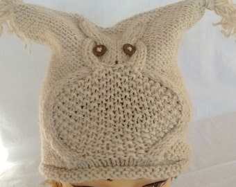 Wool Hat OWL