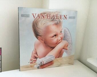 """Van Halen - 1984 LP - 12"""" Vinyl Record - Metal / Hard Rock"""
