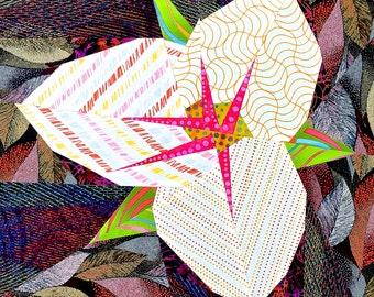 Trillium Quilt Pattern