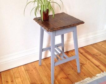 Refurbished 1930s Oak Parlour table