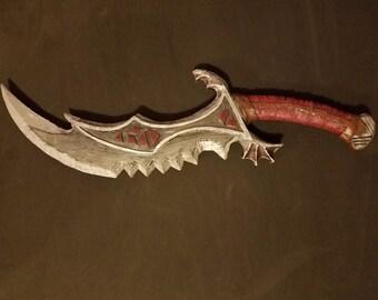 Cosplay Daedric Dagger Skyrim