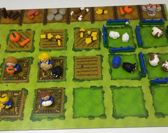 Agricola - Full Clay Set