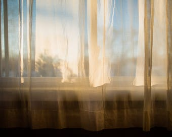 "Window, golden light, low light, interior, light and shadow, ""Begin Again"""