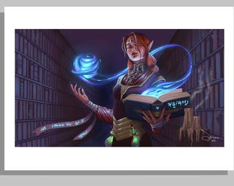 Art Print - Arcane Magic
