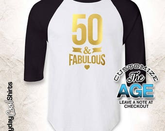 50 and Fabulous since 1967, 50th birthday gifts for Men, 50th birthday gift, 50th birthday tshirt, gift for 50th Birthday Party