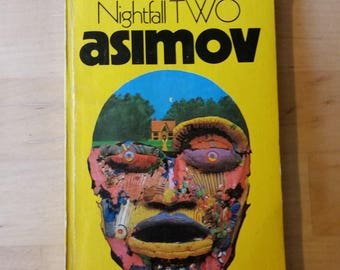 Nightfall 2 - Isaac Asimov - Short Sci-fi Stories - 1971 - Paperback