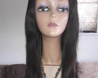 "Peruvian 14"" layered wig colour 1B"