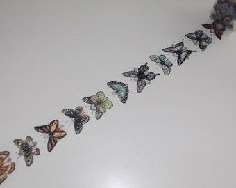 Lin Chia Ning Washi tape Butterfly Maskingtape tape