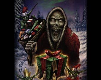 Undead Santa [ Print ]