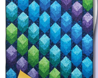 Magic Cubes PDF  Quilt Pattern