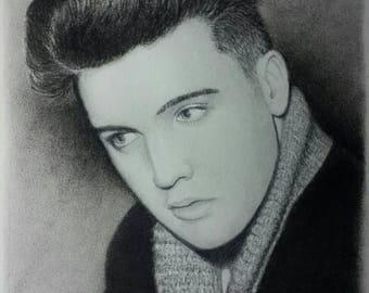 Custom Portrait Drawing, Custom Pencil Drawing, Custom Portrait,Portrait from Photo
